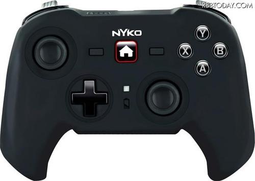 【E3】周辺機器メーカーNykoからAndroid向け Bluetooth接続ゲームパッド発表