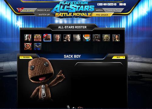 「プレイステーション オールスターズ バトルロイヤル」ソニーの公式サイト上から新キャラクターの存在がリーク