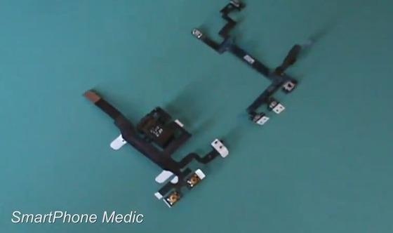 「iPhone 5」外観や内部パーツを事細かに撮影したムービー