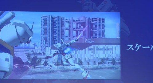 PS3/PSV「ガンダムブレイカー」 プロモーションムービー第1弾が公開