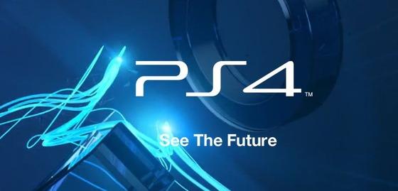 """ソニー「PS4」のディザーサイトがオープン """"See The Future"""""""