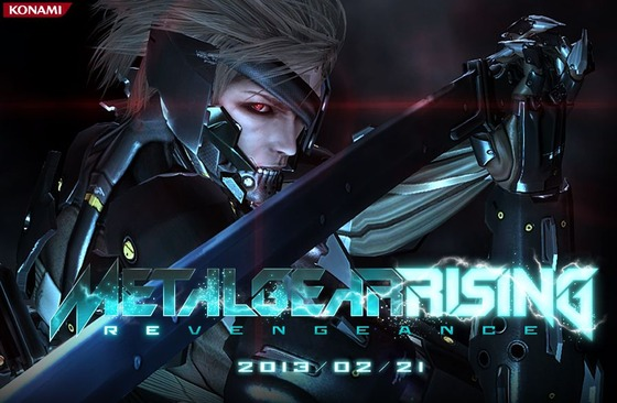 「Metal Gear Rising: Revengeance」の GC2012最新トレイラーが公開