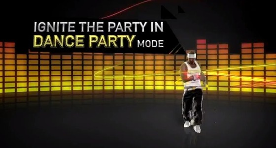 Wii/Xbox360  「The Hip Hop Dance Experience」 の最新ゲームプレイトレイラーが公開