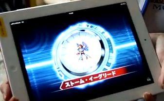 iOS向けRPG  「ロックマン Xover」 の実機プレイ動画が公開