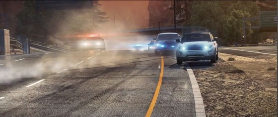 「Need for Speed: Most Wanted」 最新トレイラーが公開