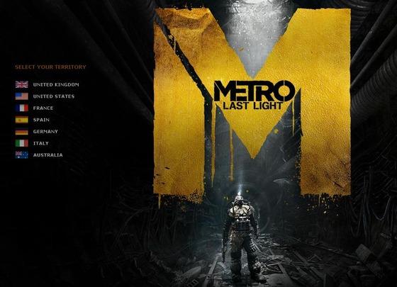 PS3/Xbox 360/Wii U「Metro: Last Light」実写ムービー ロングバージョン