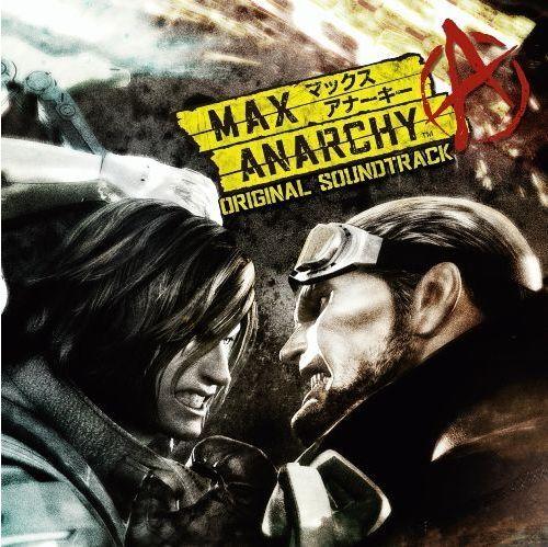 PS3/Xbox360「マックスアナーキー」オリジナルサントラ7月4日に発売決定、Amazon予約開始