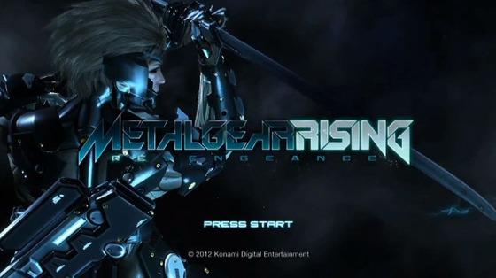 「Metal Gear Rising: Revengeance」 最新プレイムービーが公開