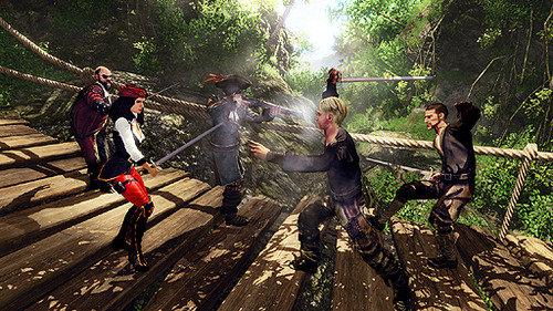 日本発売未定PC/PS3/Xbox360「Risen 2: Dark Waters」最新ムービー公開