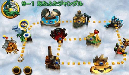 3DS「ドンキーコングリターンズ3D」 6月13日発売予定、新コースやニューモード情報が公開。 海外カメラ撮りプレイムービーも公開。Amazon予約が開始!