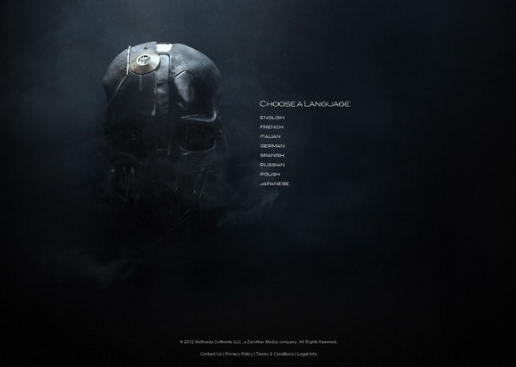 PC/Xbox 360/PS3「Dishonored」 CGトレイラー公開