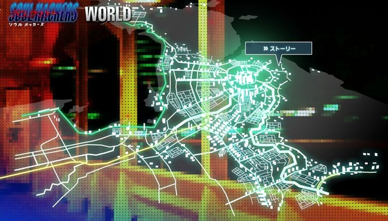 3DS「デビルサマナー ソウルハッカーズ」 公式サイトオープン イメージショット サンプルボイス