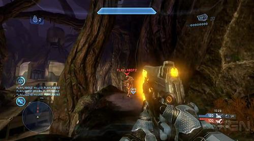 "Xbox360「Halo 4」、 ""Flood""モードのプレイスルー映像公開"