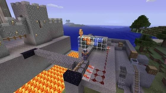 "XBLA版「Minecraft」 PC版1.7.3相当へのアップデートがまもなく実施!同時配信""スキンパック1""の新情報公開"