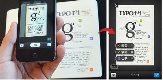 「Evernote」が iOSアプリと連携する「紙のノート」を10月に発売