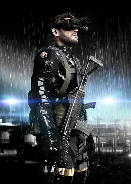 メタルギア新作!「Metal Gear Solid: Ground Zero」発表、FOX Engine採用のオープンワールドタイトルに