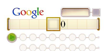 アラン・チューリング生誕100周年アルゴリズムゲームが楽しめる。全問クリアすると・・・【本日のGoogle】