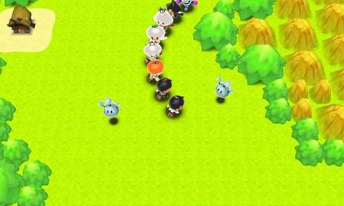 3DS 「電波人間のRPG2」 最新プレイムービーが公開
