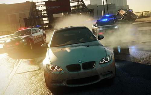 「Need for Speed: Most Wanted」最新トレイラーが公開