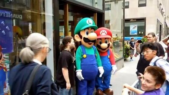 3DS 「Newスーパーマリオブラザーズ2」累計364億枚のコインが 集まっていることが明らかに