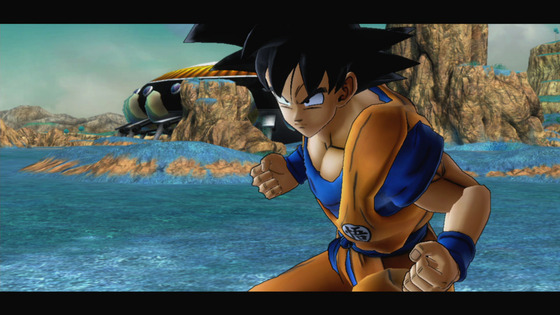 Xbox360「ドラゴンボールZ for Kinect」 E3最新プレイムービー 最新スクリーンショット
