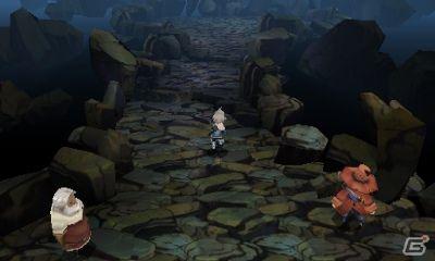 3DS「ブレイブリーデフォルト」の修正対応動画・バトル篇が公開