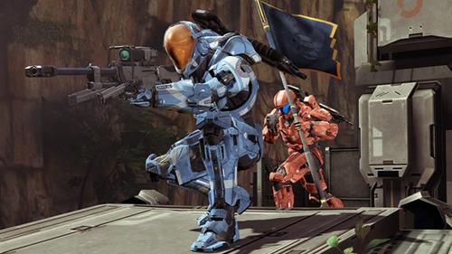 """Xbox360「Halo 4」 新マップ""""Exile""""での対戦ムービーが公開"""
