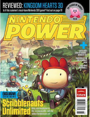 任天堂公認雑誌「Nintendo Power」が休刊・