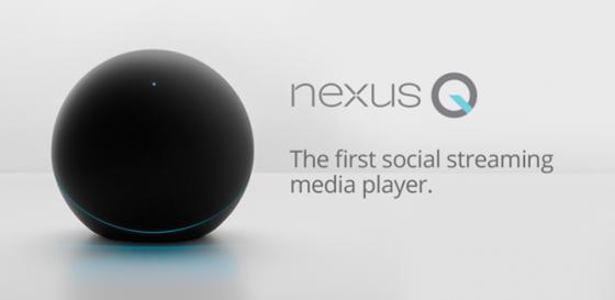 Googleが、未発表のメディア再生端末「nexus Q」を公開