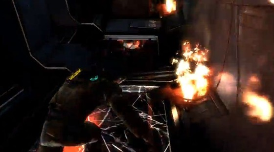 「Dead Space 3」17分に渡るプレイスルー映像が公開