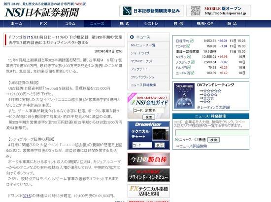 「ニコニコ超会議」4億円の赤字 ニコニコ動画運営するドワンゴ株価は急落