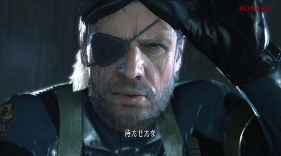 「Metal Gear Solid: Ground Zeroes」、最新トレイラーが 公開