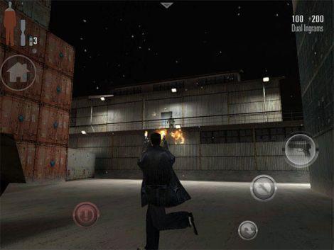 マックス・ペインがiOS/Android版になった「Max Payne Mobile」がリリース決定