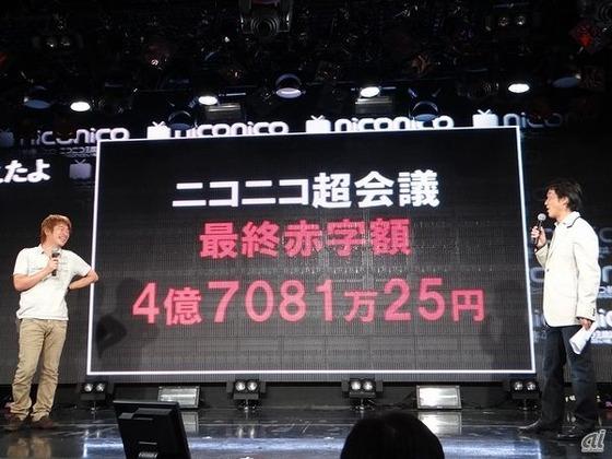 2013年に「ニコニコ超会議 2」開催へ。初回は4億超えの赤字