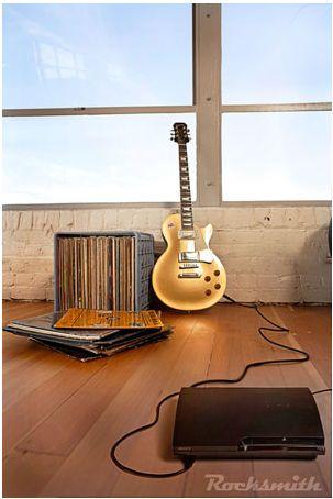 PS3/Xbox360 本物ギターをコントローラーにして演奏する。 まったく新しい音楽ゲー「Rocksmith(ロックスミス)」のトレイラームービーが公開 発売日決定