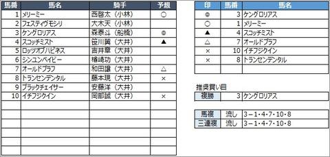 20200710大井4R