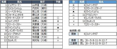 20200714川崎9R