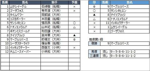 20200801大井8R