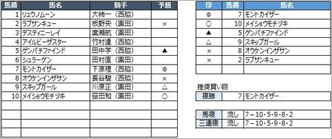 20200529園田9R