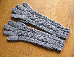 リッチモア101の手袋