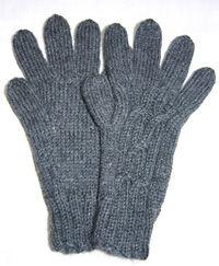 おばあちゃんの手袋