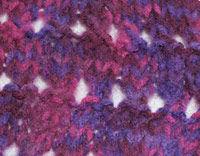 透かし編み