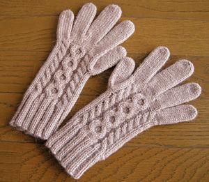 メイクメイクフレーバー手袋