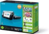 Wii U すぐに遊べるファミリープレミアムセット+Wii Fit U(クロ)(バランスWiiボード非同梱)