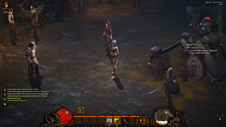 Diablo3オープンβ