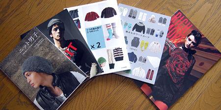 2010年秋冬編み物本