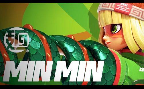 【悲報】ARMSのミェンミェンちゃん、よく見るとそんなに可愛くないと話題に