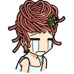 ナポリたん泣き