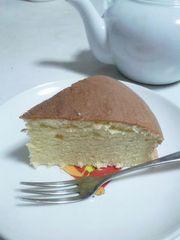 カステラ風ケーキ5