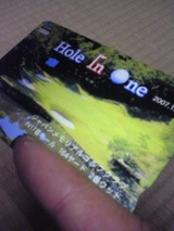 Hole In One♪